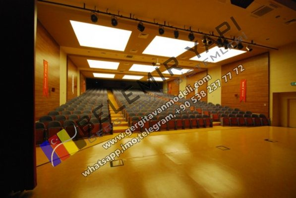 Kumasi Bawku Stretch Ceiling, Lighting, Decoration, Barrisol, home decor, hotel decor, lighting, wedding hall decor lighting
