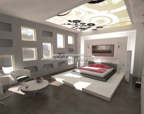 home decoration,bedroom decoration, Stretch Ceiling, Barrisol, Elasticni Plafoni, Vitamin Aga Gostivar Makedonia