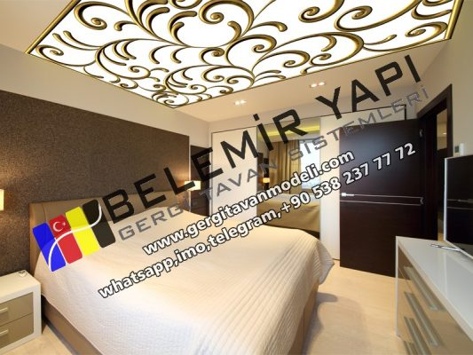 Modern home decoration,bedroom decoration, Stretch Ceiling, Barrisol, Elasticni Plafoni, Gostivar Makedonia
