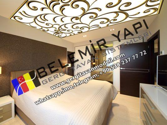 Modern home decoration,bedroom decoration, Stretch Ceiling, Barrisol, Elasticni Plafoni, Gostivar Makedonia