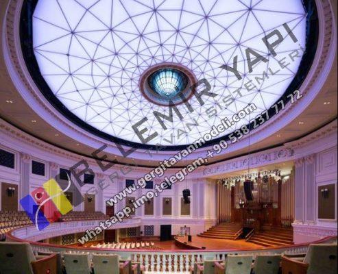 stretch ceiling, elasticni plafoni, spanndecken, barrisol, lighting, 3D Decoration, shtrirje tavan,Натяжной потолок, ALBANİA. jpg