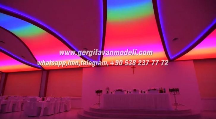 wedding hall Barrisol
