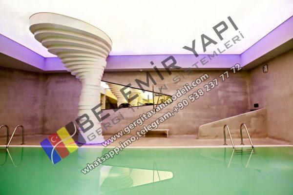 ev havuz dekorasyonu,aydınlatması hotel havuz dekorasyonu, aydınlatması, villa havuz dekorasyonlari, kapalı havuz dekorasyonu ve aydınlatması