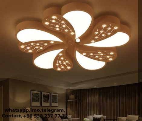 3d modern decoration, modern stretch ceiling, barrisol