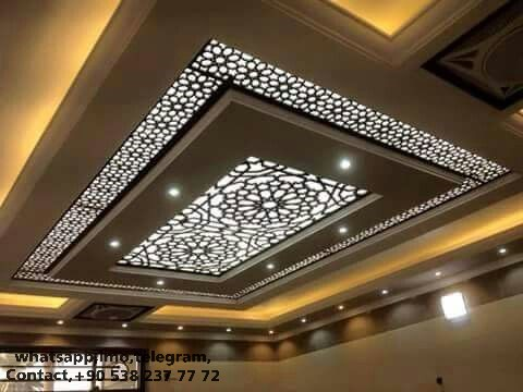 modern Modern Villa Decoration, Villa Design, Villa Lighting,