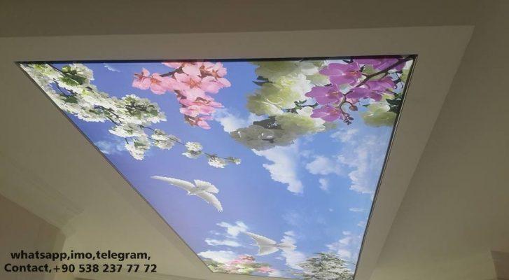 Nkroful Stretch Ceiling, Lighting, Decoration, Barrisol, home decor, hotel decor, lighting, wedding hall decor lighting