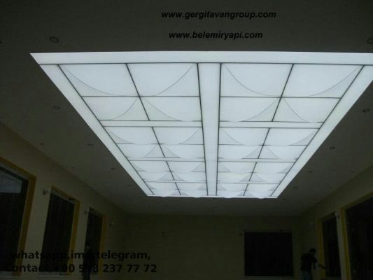 modern Edo, Ekiti, stretch ceiling, barrisol, lighting, decoration, design, art, interior, 3d decor