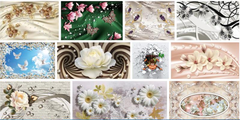 Duvar Kağıdı, 3D wallpaper design, 3d Duvar Kağıdı Bayan Duvar Kagıdı Modelleri